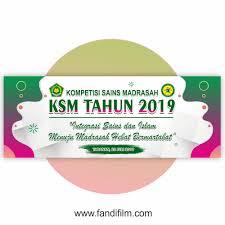 Desain Banner Download Desain Banner Ksm Tahun 2019 Fandifilm Id
