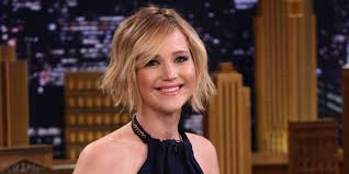 Jennifer Lawrence New Hair Style jennifer lawrences hair is all a lie sort of huffpost 8437 by wearticles.com
