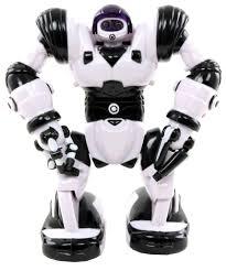 Купить интерактивный <b>робот WOWWEE</b> Мини робот Робосапиен ...