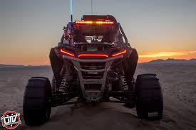 Rzr Chase Light Vision X Releases Xpl Chaser Led Light Bars Utvunderground Com