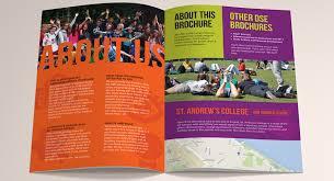 What Is A Pamphlet Sample Sample School Brochures Cevi Design