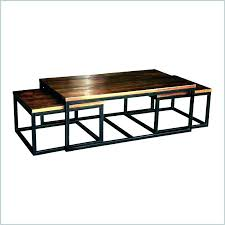 wood nesting coffee table coffee table nest nesting coffee table round glass tables nest awesome white