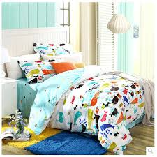 bed bath and beyond kid bedding babies kid bedding animal print cute white affordable cotton kids