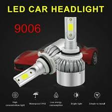 <b>Car</b> & Truck <b>LED</b> Light Bulbs For <b>Car LED C6</b> HB4 9006 Headlight ...