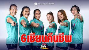 เอฟไอวีบี ปล่อยภาพโปรโมต วอลเลย์บอลหญิงทีมชาติไทย - ข่าวสด