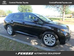2015 Used Toyota Venza 4dr Wagon I4 FWD LE at Central Florida ...