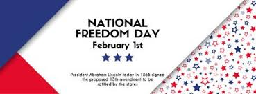 national freedom day vector banner stock photo