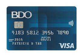 Bdo unibank is a universal bank in the philippines. Bdo Credit Card Who Are Eligible To Apply For Standard Mastercard