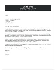 10 How To Address Hr In Cover Letter Cover Letter