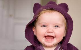 amazing smile cute baby hd free wallpaper
