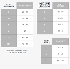 Log Cant Size Chart Size Guides Tilley