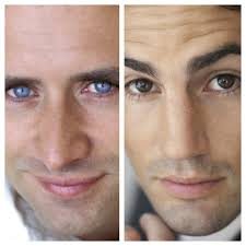 Dark Brown To Light Brown Eyes What His Eye Color Says About Him Glamour
