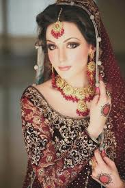 indian wedding makeup beautiful dulhan makeup ideas 2016 for s