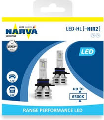 <b>Лампа</b> автомобильная HIR2 6500K <b>Range Performance</b> LED ...