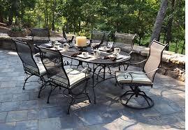 50% f Meadowcraft Alexandria Wrought Iron Patio Furniture