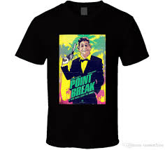 point break 80s action t shirt patrick swayze tee gift new from us t shirt short sleeve quality print t shirts young guy plus size shirts mens cool t