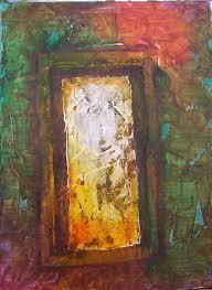 open door painting. Claudette Mc Dermott Open Door 2008 Painting A