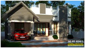 Low Cost Low Budget House Design Low Budget Kerala Home Designers Constructions Company Thrissur