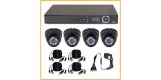 4 Channel Security System Solutions - by Elite Digital Systems