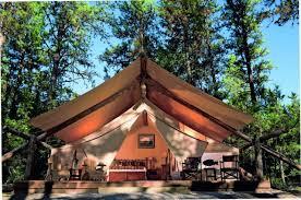 Tenda Campeggio Con Bagno : Dici glamping leggi glamour camping vacanze in tenda ma chic