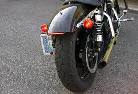 chopped rear fender pics page 2 harley davidson forums