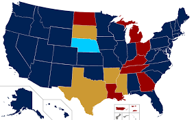 same sex marriages all sides to the issue map of u s ssm status