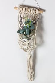 img 3612 hanging macrame planter diy