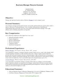 Valuable Project Manager Interview Complex Business Resume Example