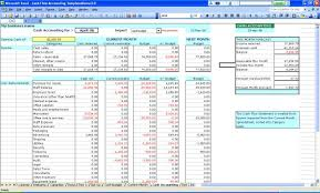 Smallusiness Spreadsheets Spreadsheet Accounting Software In