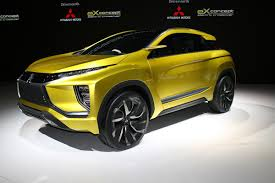 2018 mitsubishi crossover. beautiful crossover if you know how outlander looks like will what to expect from 2018  mitsubishi suv that is for sure the new car shows has stopped  throughout mitsubishi crossover z