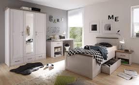 Kinderzimmer Set Luca Jugendzimmer Komplett 4tlg Pinie Weiß Ebay