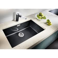 Blanco Granite Kitchen Sink Blanco Subline 700 U Silgranit Puradur Ii 730x460mm Single Bowl