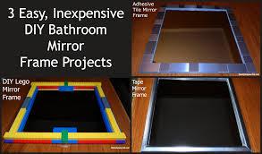 bathroom mirror frame. Bathroom Mirror Frame L