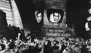 george orwell s novel 1984 is renowned for its chilling depiction of an all consuming dystopian world in which freedom of thought and expression are