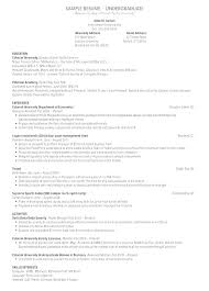 College Golf Resume Template Great College Golf Recruiting Resume ...
