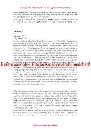 how to write papers about research paper plagiarism teaching and learning technology why students