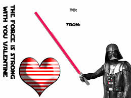 If you have a cutting machine , your work will be a lot easier. Star Wars Valentines Free Printable Healthy Happy Thrifty Family