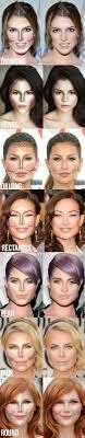 Die Besten 25 Ovale Gesichtsformen Ideen Auf Pinterest Ovale