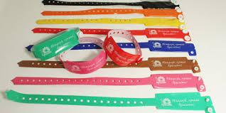 Виниловые браслеты с логотипом оптом Виниловые браслеты с  Виниловые контрольные браслеты