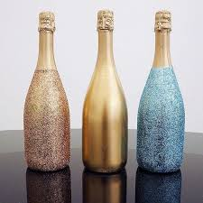 How To Decorate A Champagne Bottle 60 Fun Creative Ways To Decorate Your Champagne Bottle For New 2