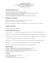 Food Runner Resume Sample Examples Of Chronological Resumes 16