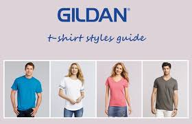 The Ultimate Gildan T Shirt Styles Guide Nyfifth Blog