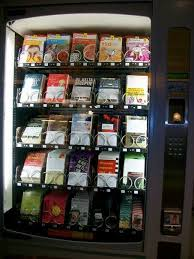 Vending Machine Books