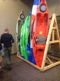 Kayak Display Stand