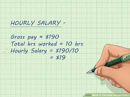 If You Get Paid Semi Monthly How To Calculate Annual Salary With Salary Calculators