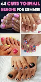 Cute Simple Toe Designs Pin By Allison Thomas On Nails Cute Toenail Designs Cute