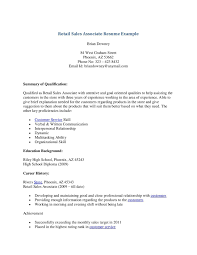 sales associate resume sample sales associate job description     semangat ipnodns ru