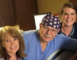 Dr. Rick Johnson Retires – Memorial Health System