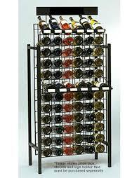 wire wine rack. 72 Bottle Wire Wine Display Rack