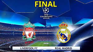 Real Madrid vs Liverpool - UEFA Champions League 2018 Final